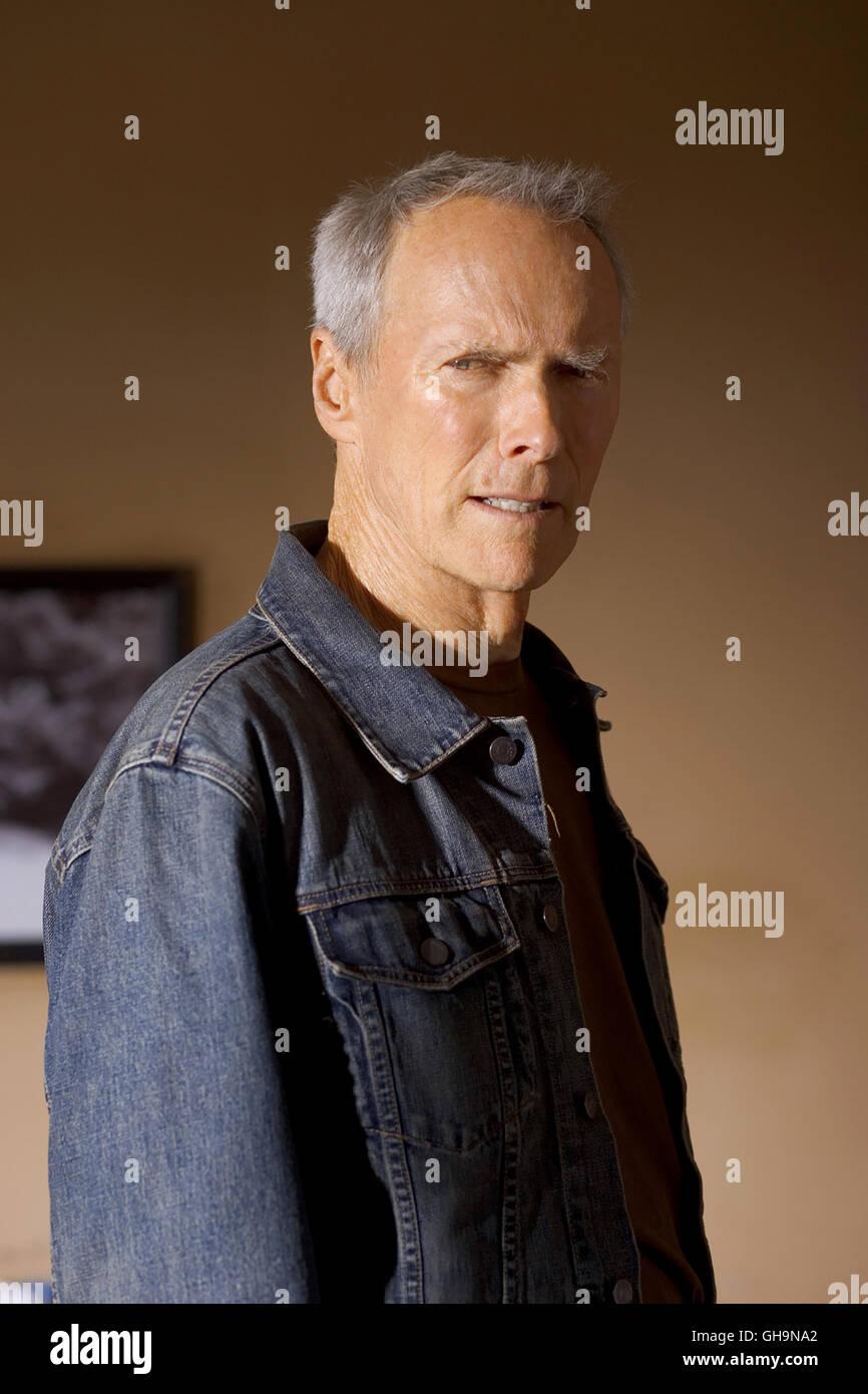MILLION DOLLAR BABY USA 2004 Cint Eastwood-Trainer Frankie Dunn (CLINT  EASTWOOD) Regie b4a0cf41320