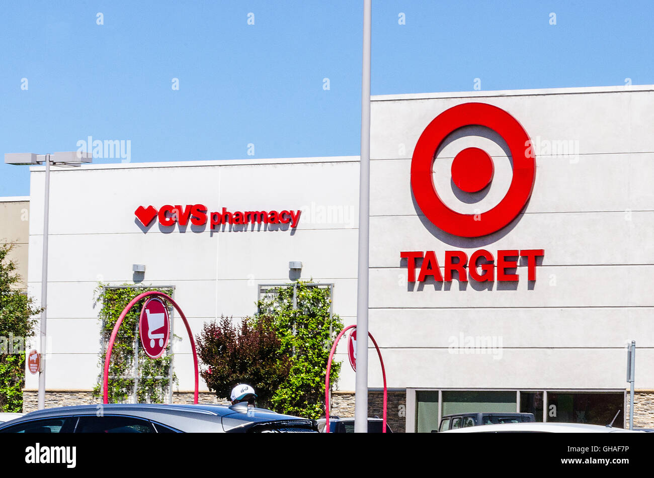 Cvs Store Stock Photos & Cvs Store Stock Images - Alamy