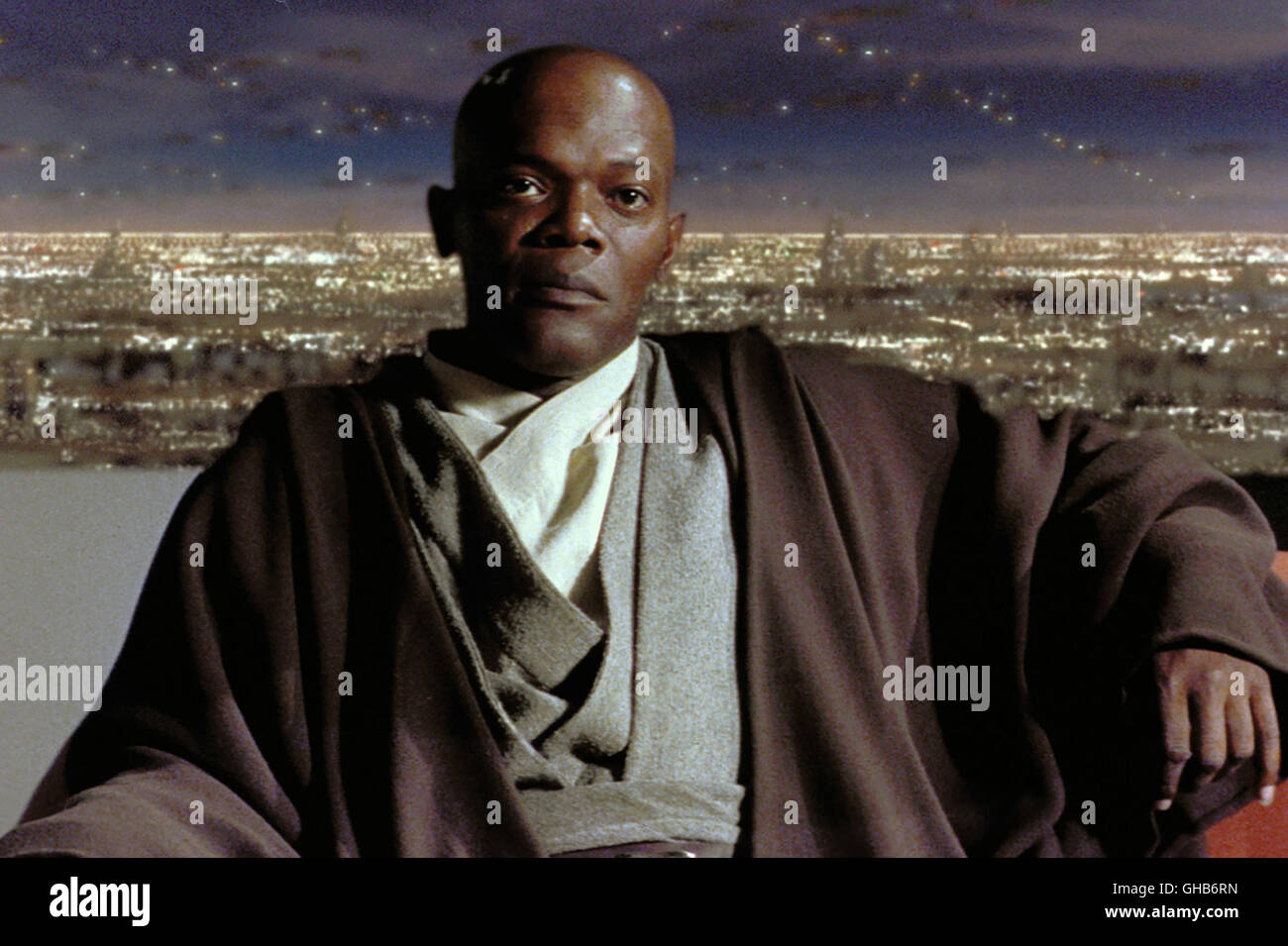 Mace Windu Stock Photos Mace Windu Stock Images Alamy