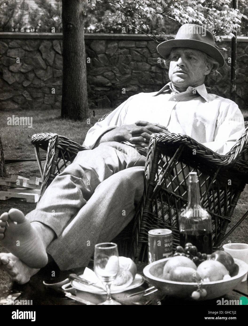 DER PATE The Godfather USA 1972 Francis Ford Coppola MARLON BRANDO (Don  Vito Corleone) b6580ec7a93