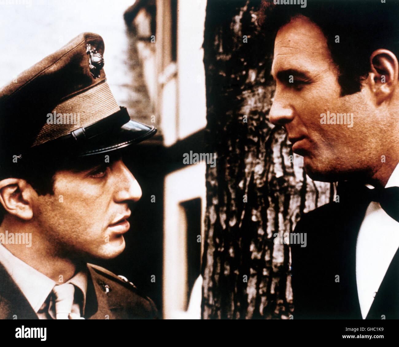 Der Pate The Godfather Usa 1972 Francis Ford Coppola Al