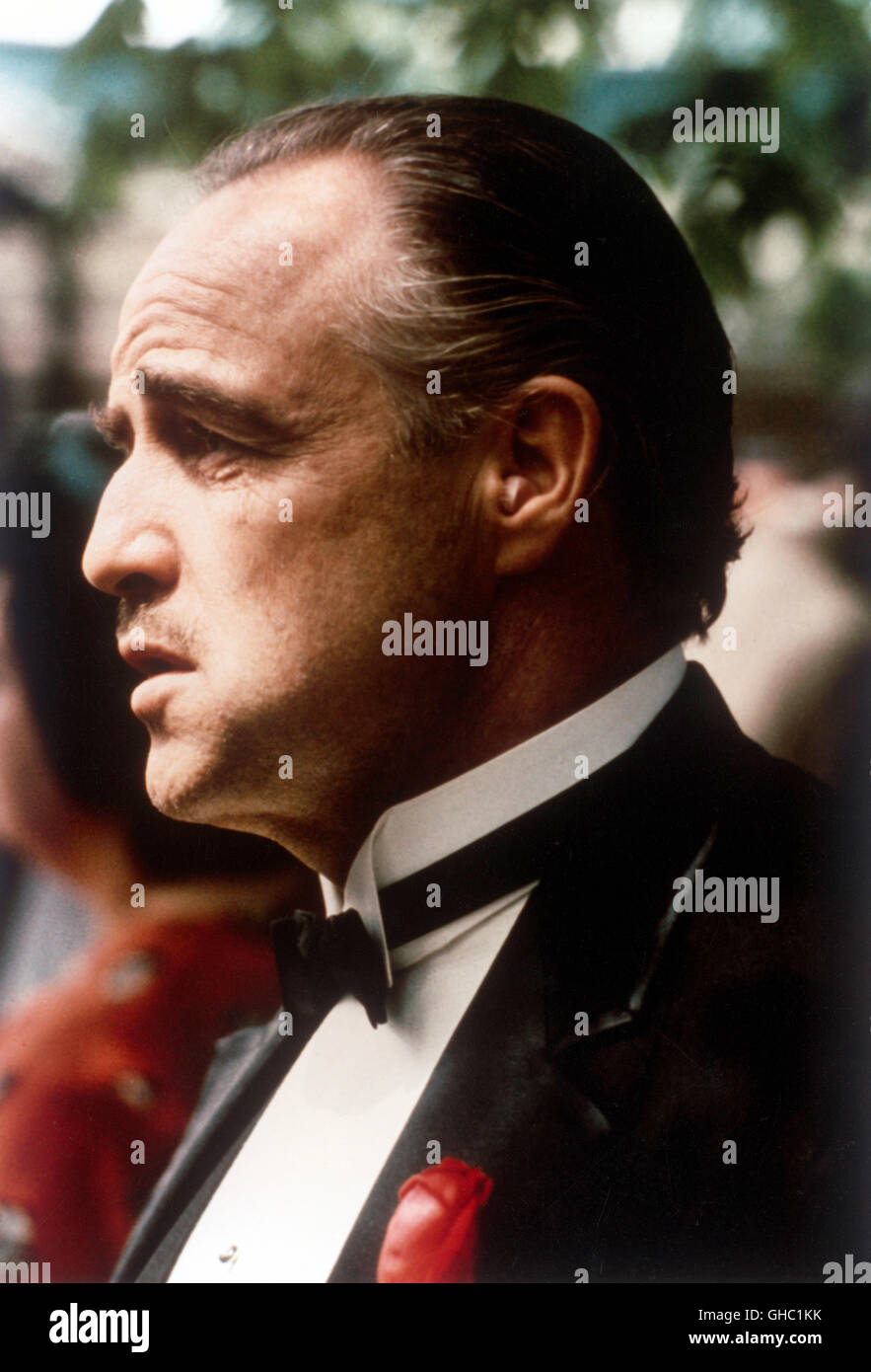 Der Pate The Godfather Usa 1972 Francis Ford Coppola Marlon