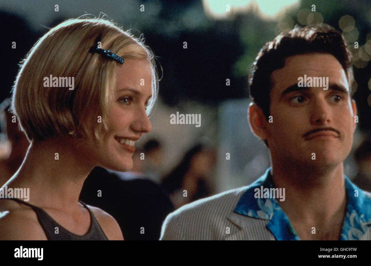 VERRÜCKT NACH MARY There's something about Mary USA 1998 Bobby and Peter Farrelly Mary Jensen (CAMERON - Stock Image