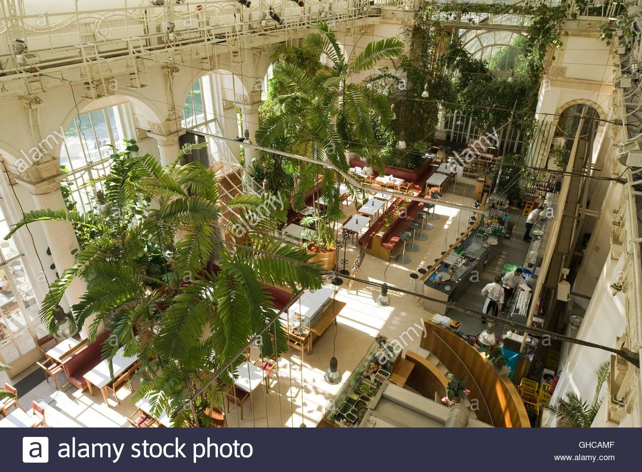 Cafe Restaurant Palmenhaus