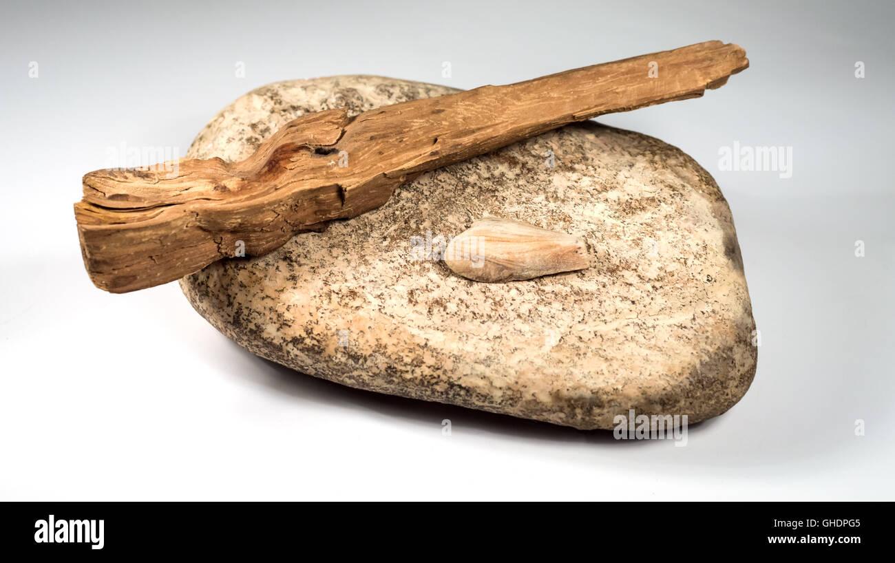 Sandalwood, Perfume, Wood - Material, Sandal, beauticulture - Stock Image