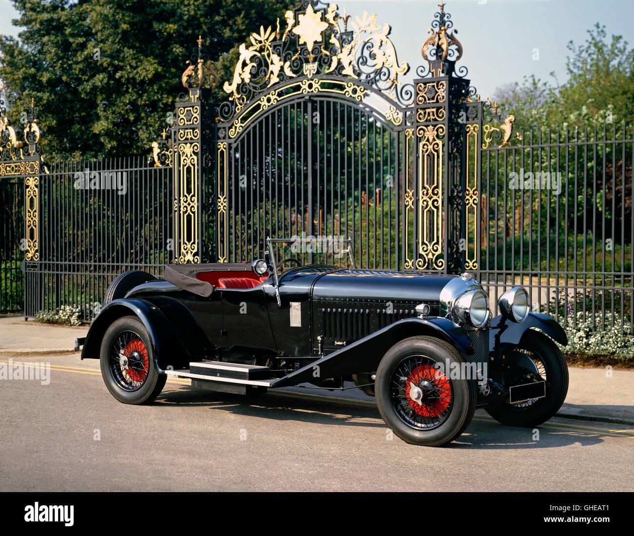 1929 Bentley Stock Photos & 1929 Bentley Stock Images