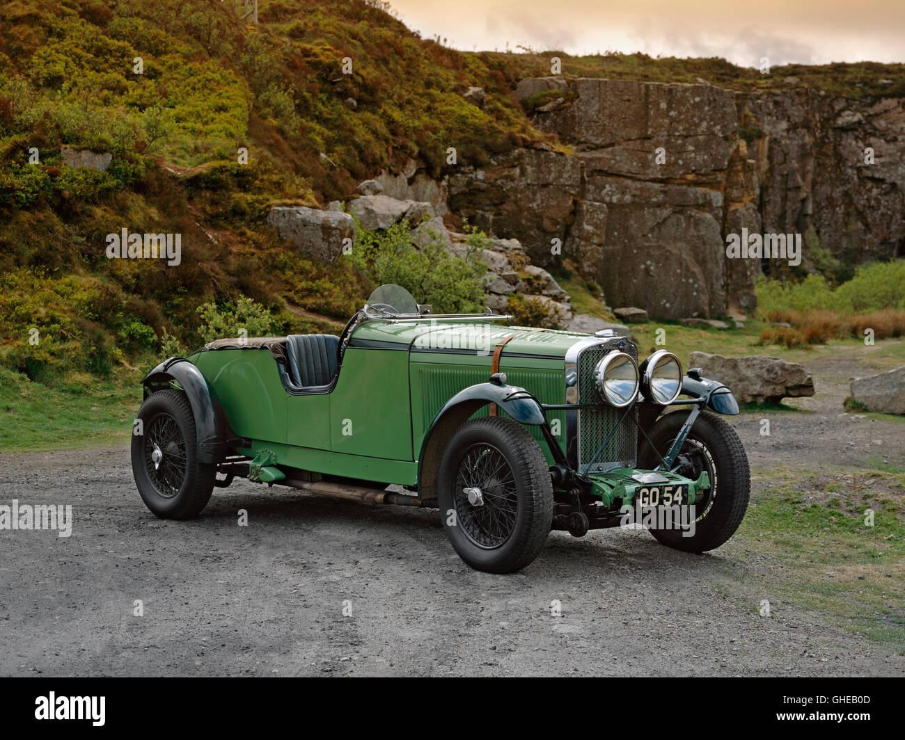 e38a493ff 1931 Talbot 105 3 0 litre racing team car Reg GO54 Country of origin United  Kingdom