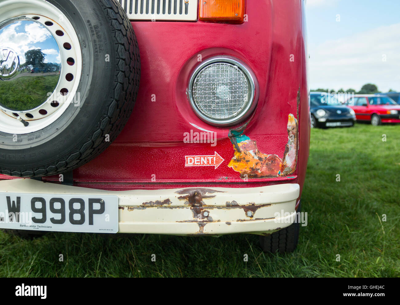 Camper Sticker Stock Photos Camper Sticker Stock Images Alamy