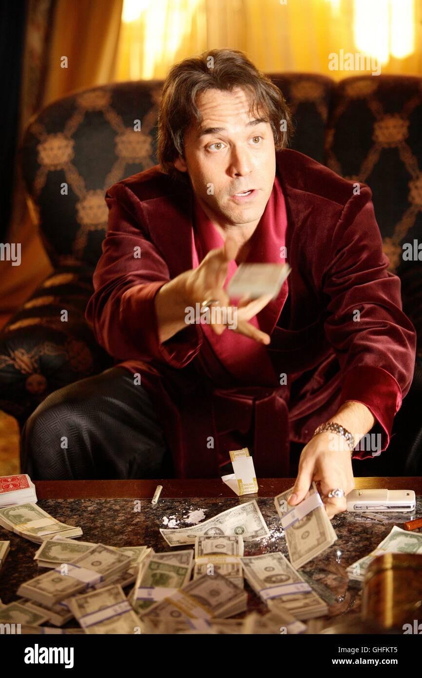 SMOKIN' ACES Smokin' Aces USA/GB/France 2007 Smokin' Aces / JEREMY PIVEN as Buddy Israel. Regie: Joe - Stock Image