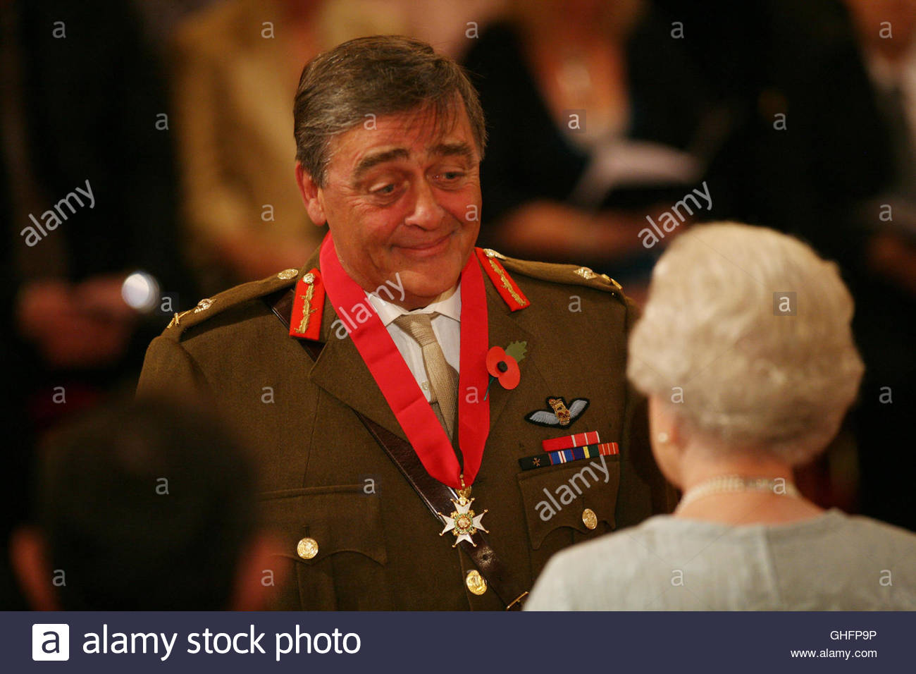 File photo dated 4/11/2008 of Major General The Duke of Westminster is made a Companion of the Order of the Bath - Stock Image