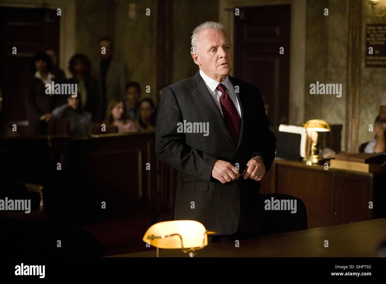 Das Perfekte Verbrechen Ted Crawford Anthony Hopkins Regie Stock