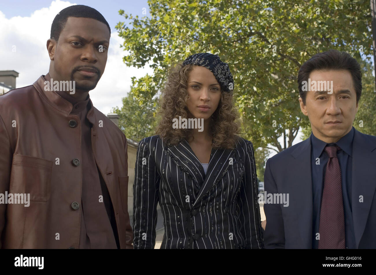 Rush Hour 3 / Detective James Carter (CHRIS TUCKER ... Chris Tucker Rush Hour 3