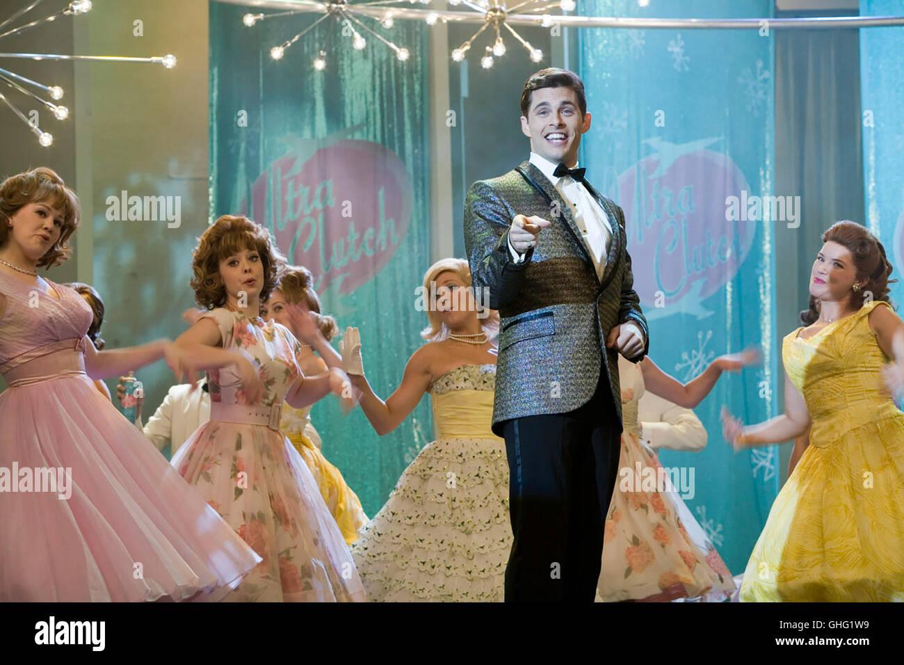 JAMES MARSDEN (Corny Collins) Komödie Regie: Adam Shankman - Stock Image