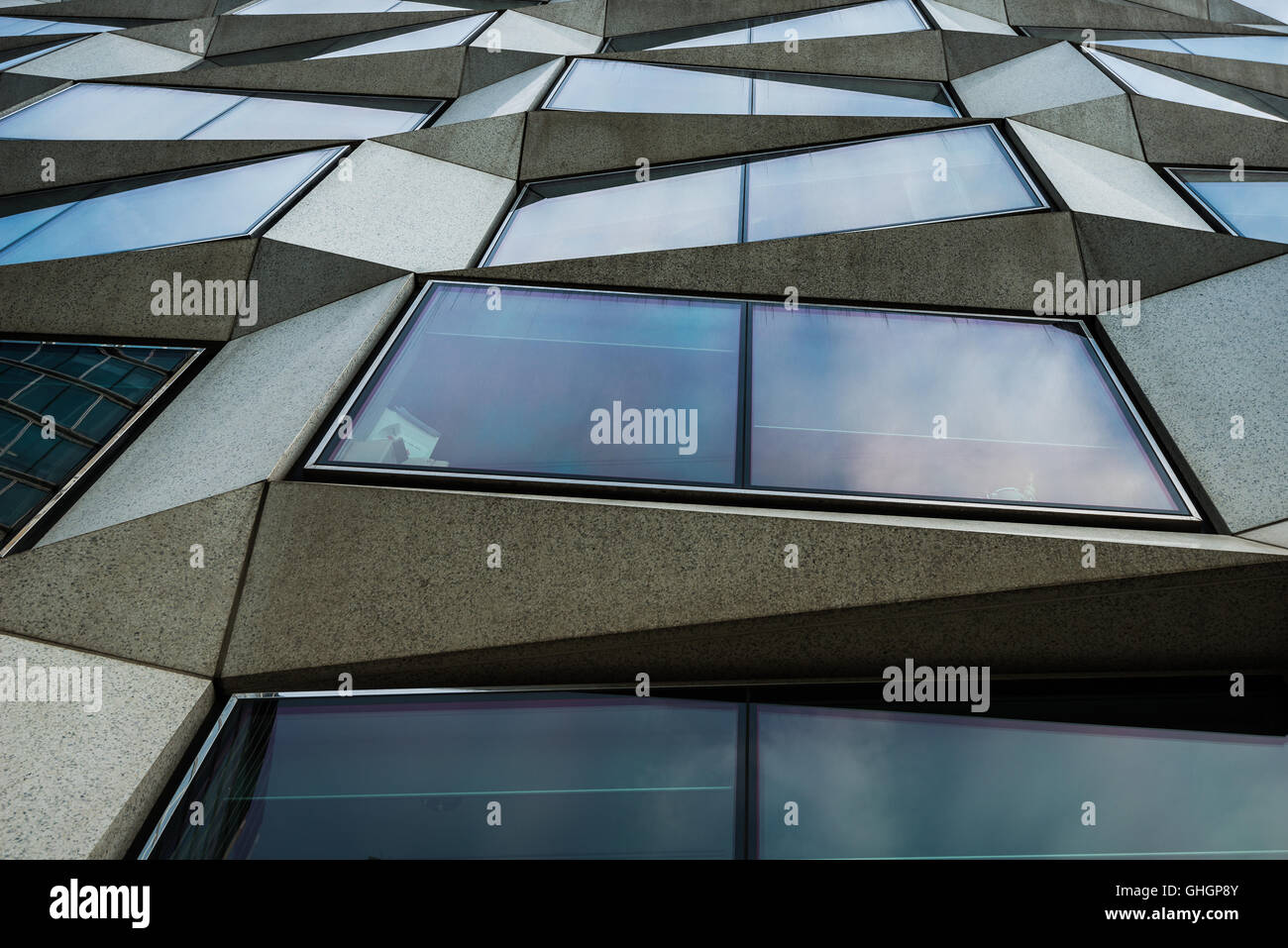 One Coleman Street office building, City of London, London, United  Kingdom - Stock Image