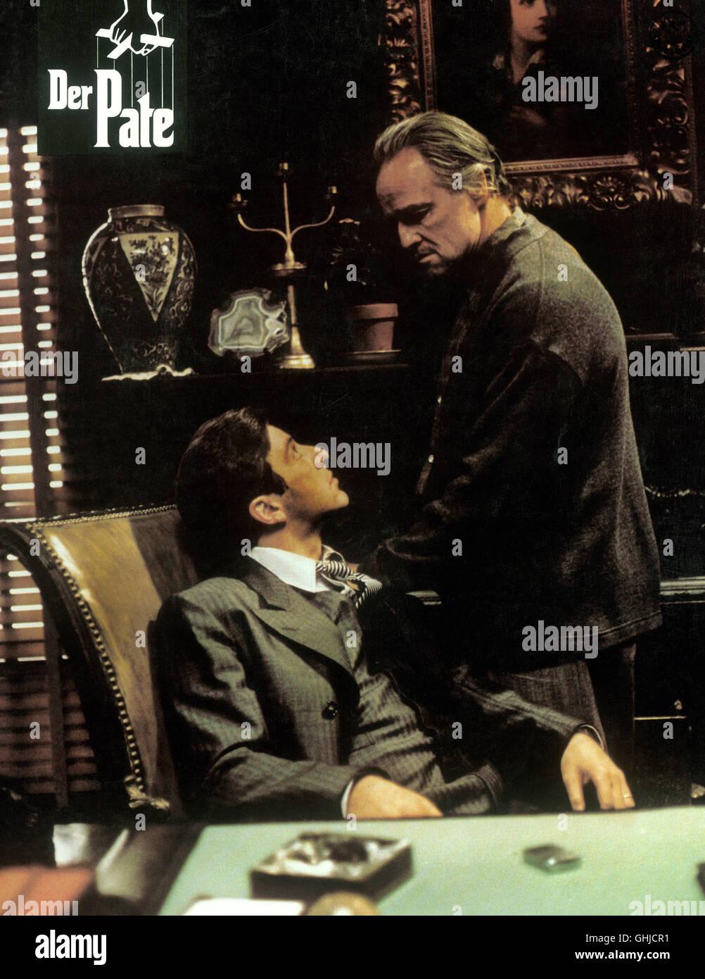Vito Corleone Stock Photos & Vito Corleone Stock Images - Alamy