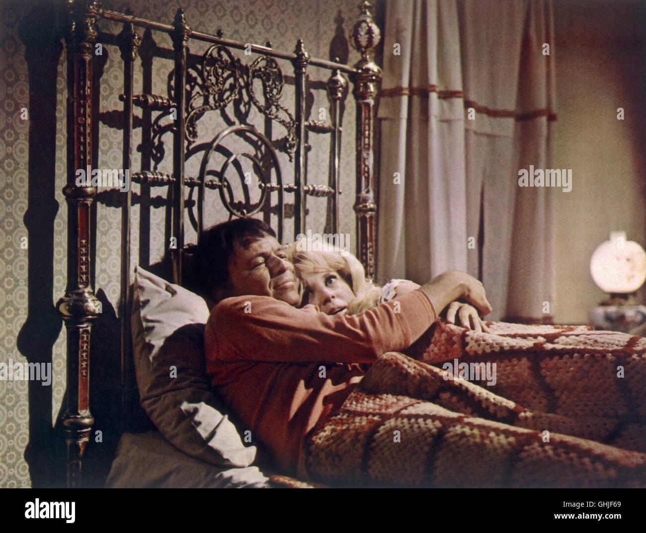 FRANK SINATRA, LOIS NETTLETON Regie: Burt Kennedy aka. Dirty Dingus Magee - Stock Image
