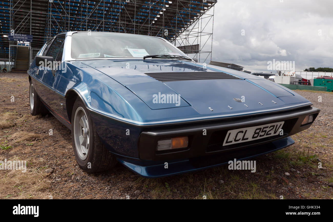 Delightful A Lotus Elite Which Was Collin Chapmans 1980  81 Team Lotus Road Car Used To