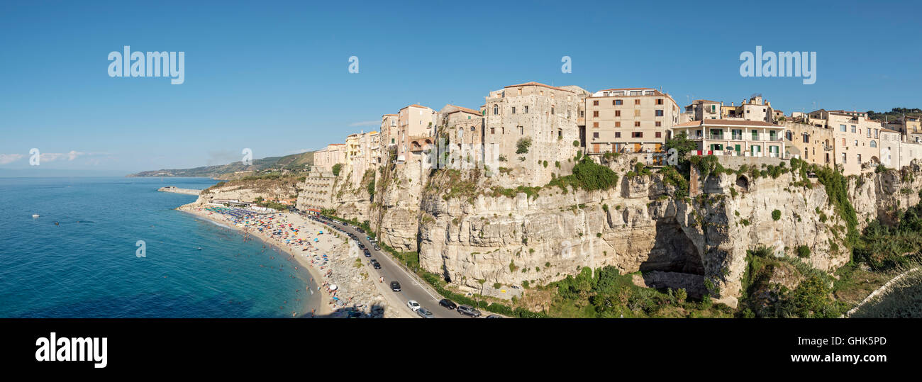 Tropea, Calabria, Italy Stock Photo