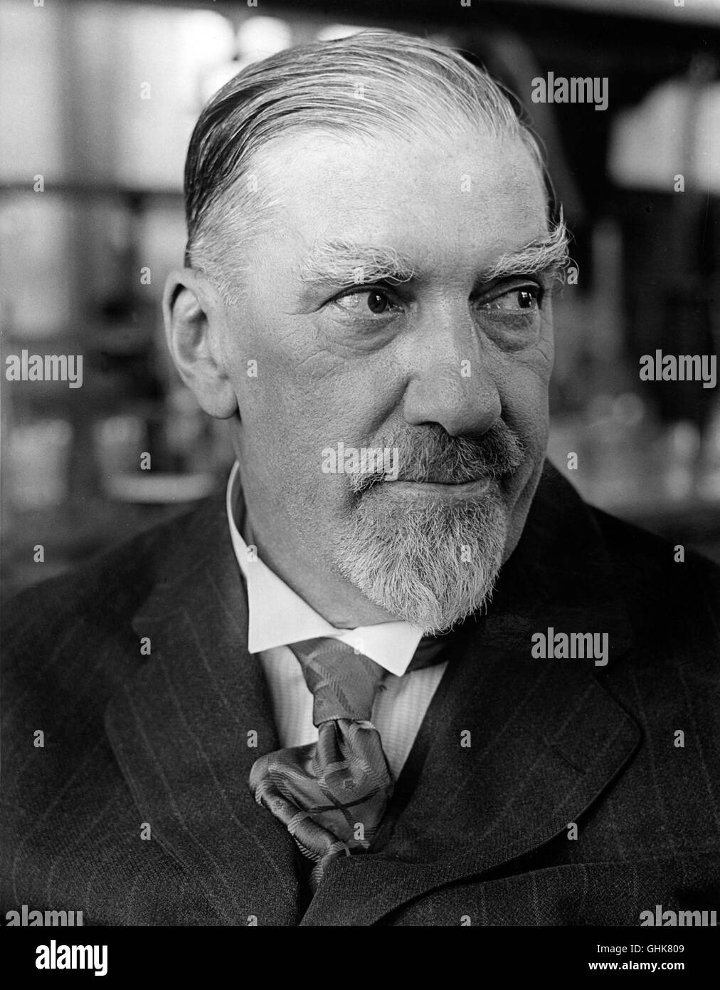 Charles Norris, American Forensic Toxicologist - Stock Image