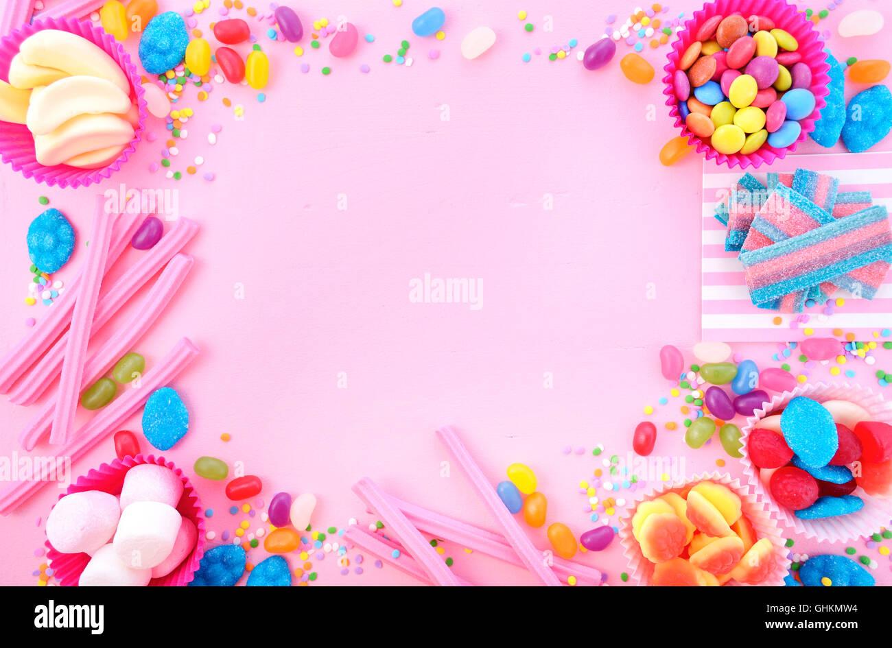 pink lollies stock photos amp pink lollies stock images alamy
