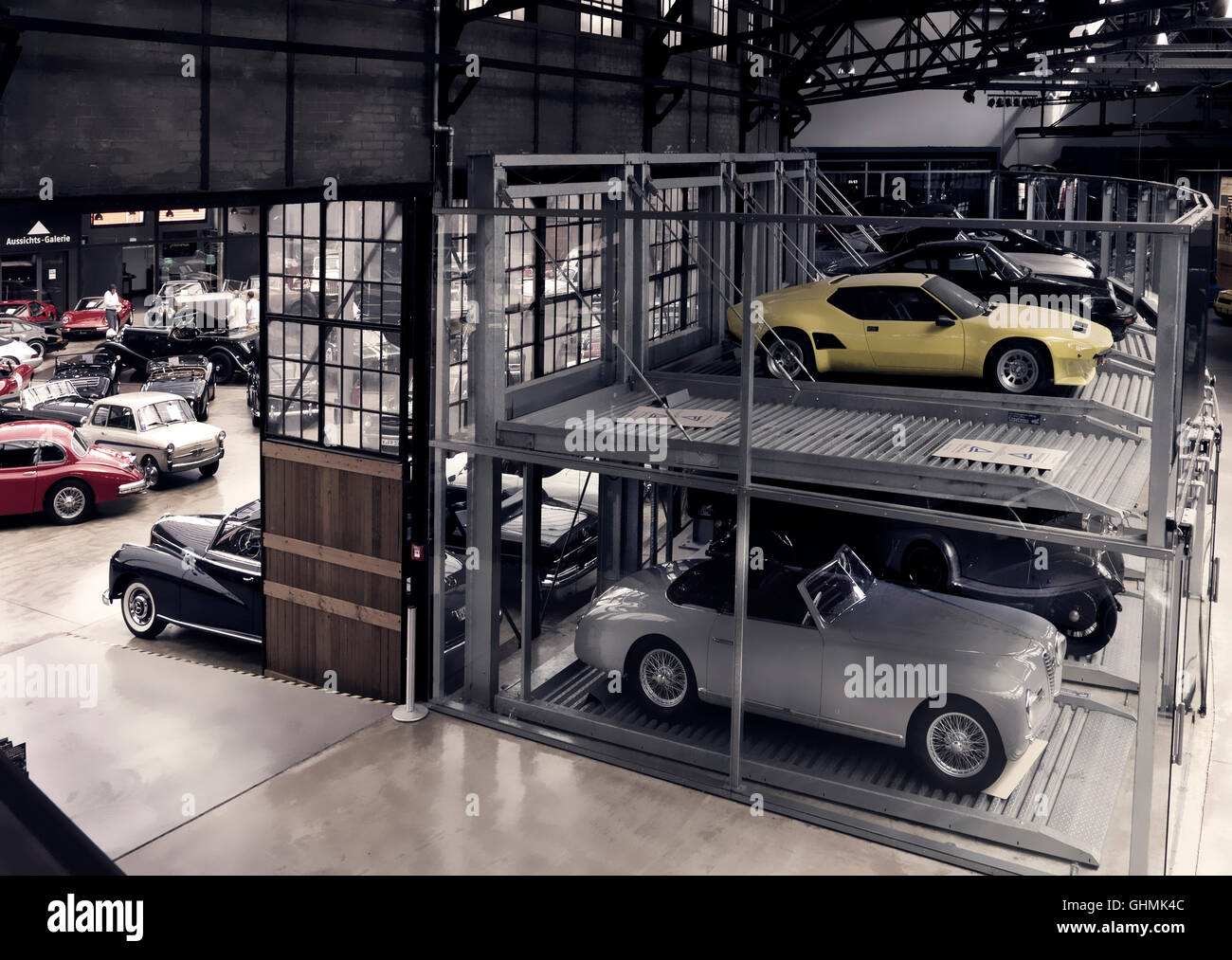 The Classic Remise Classic Car Storage And Sales Centre In