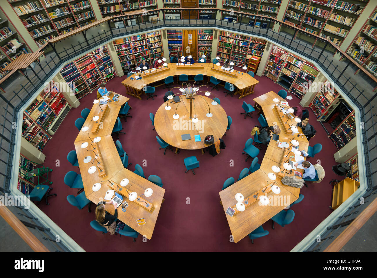 Kings college london maughan library