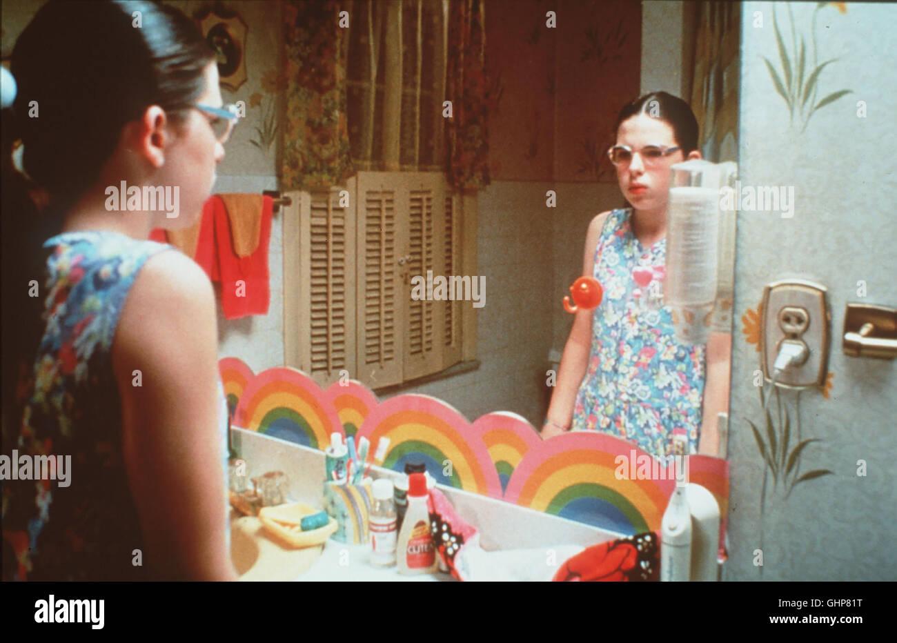 willkommen im tollhaus - Die elfjährige Dawn Wiener (HEATHER MATARAZZO) ist ein Mauerblümchen mit Herz - Stock Image