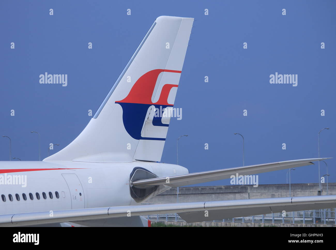 malaysian airlines airplane the flag carrier airline of malaysia