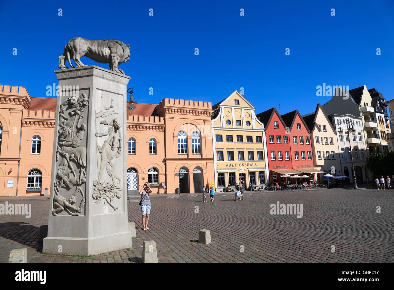 Mädel Schwerin (MV, Landeshauptstadt)