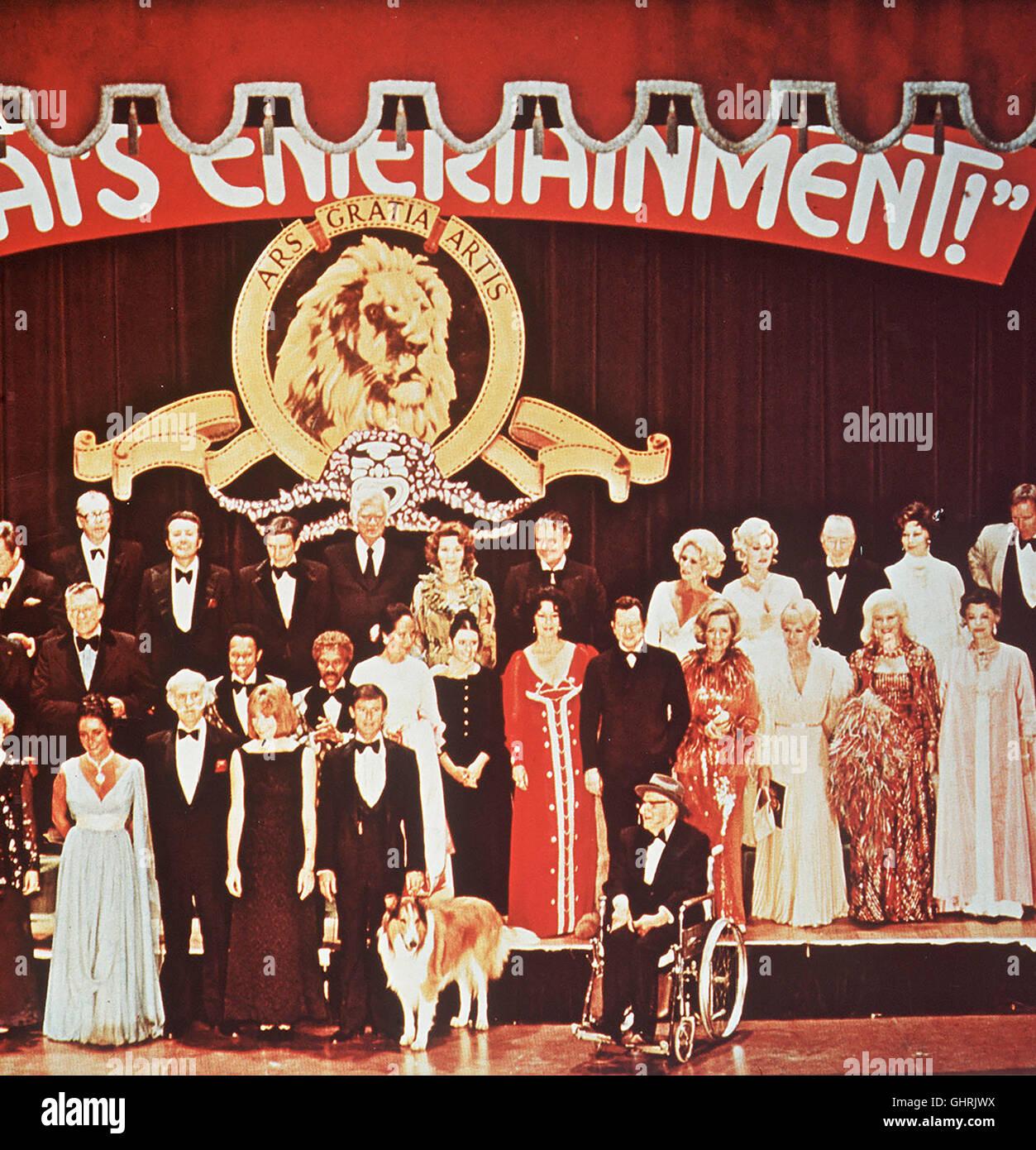 das gibt's nie wieder  HR 155 Der Film entstand zum 50jährigen Jubiläum von MGM und versammelt in - Stock Image
