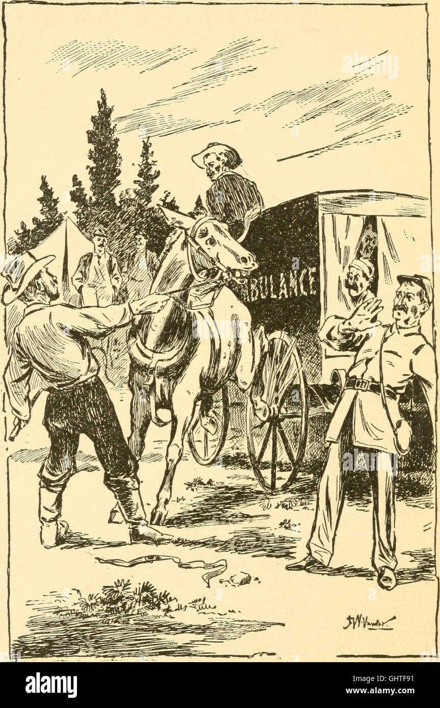 The army mule and other war sketches