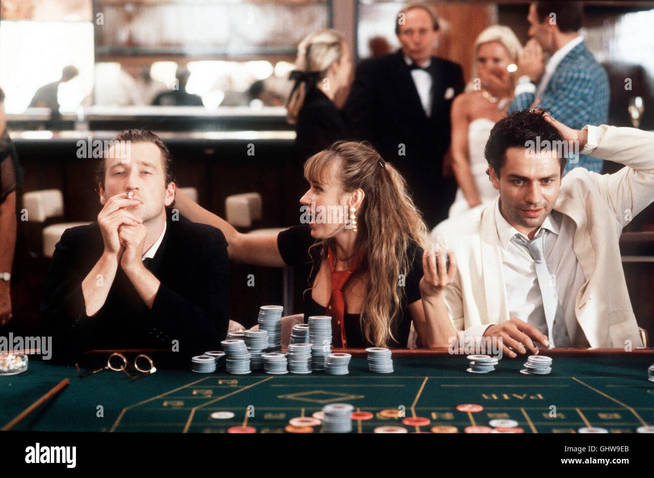 Anica Dobra Spieler spieler- jojo (peter lohmeyer) gewinnt eine enorme summe im