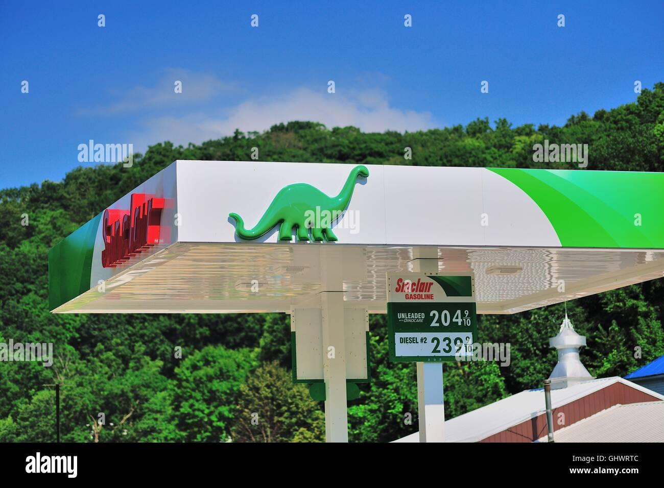 Sinclair Oil Stock Photos Sinclair Oil Stock Images Alamy