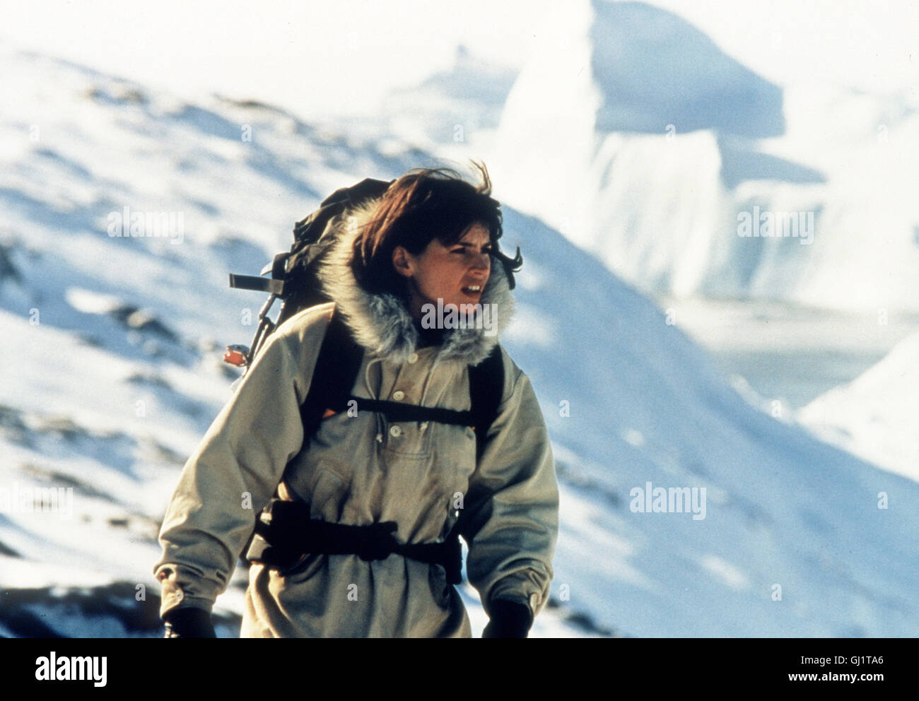FRÄULEIN SMILLAS GESPÜR FÜR SCHNEE Smilla\'s Sense of Snow DK 1997 ...