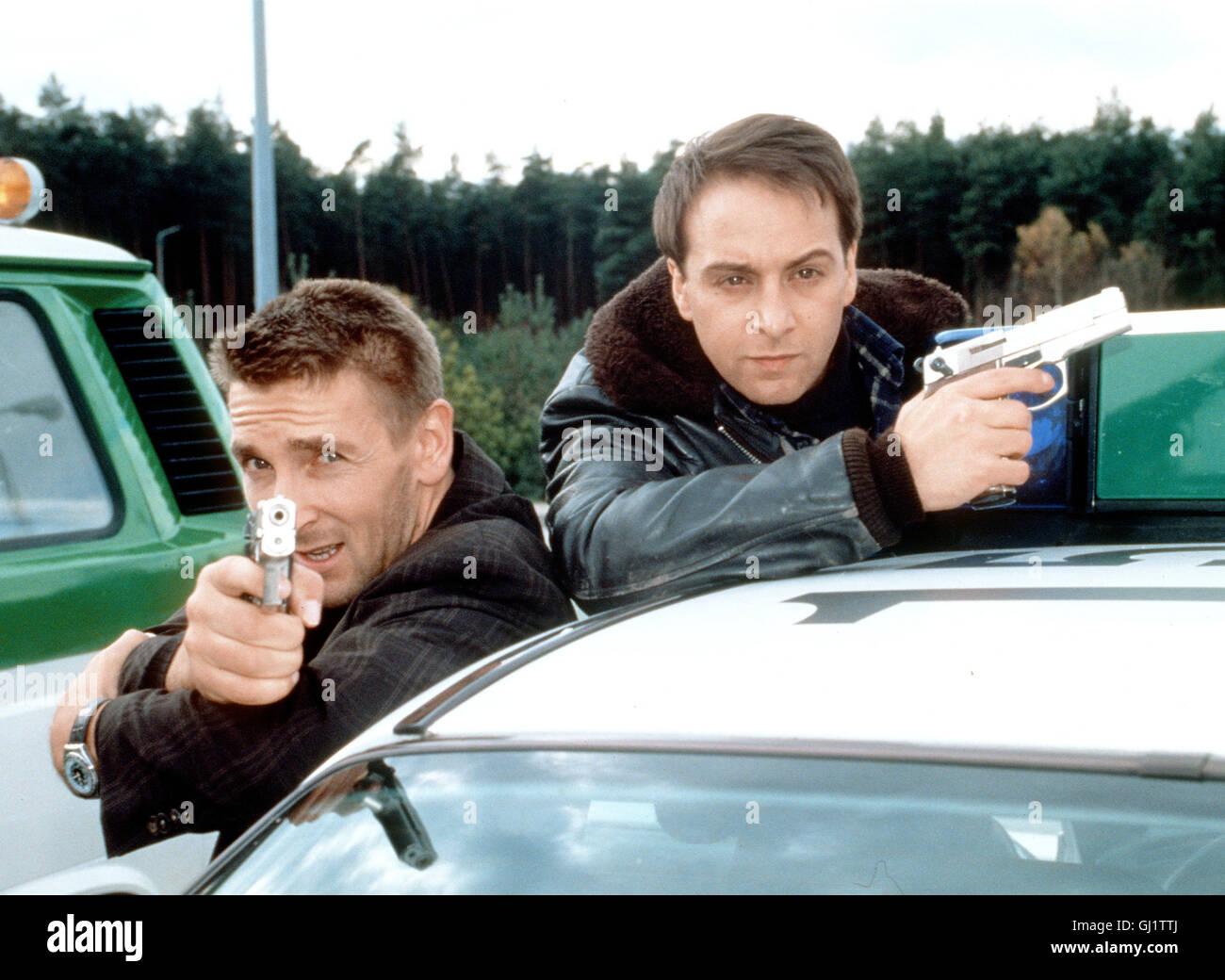 Alarm Für Cobra 11 Die Autobahnpolizei Andre Fux Mark Keller Und