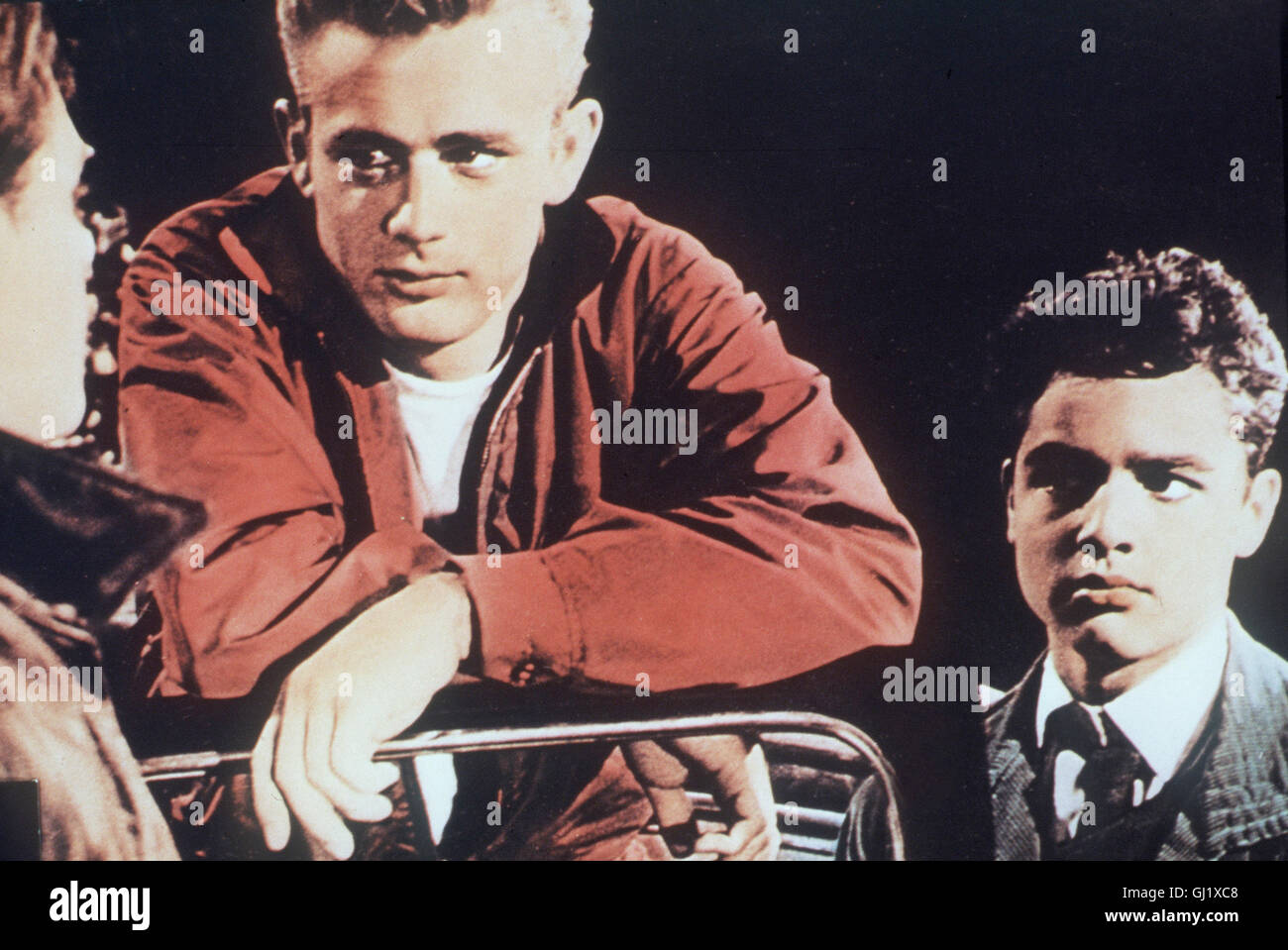 nicholas ray james dean stock photos nicholas ray james dean stock images alamy. Black Bedroom Furniture Sets. Home Design Ideas