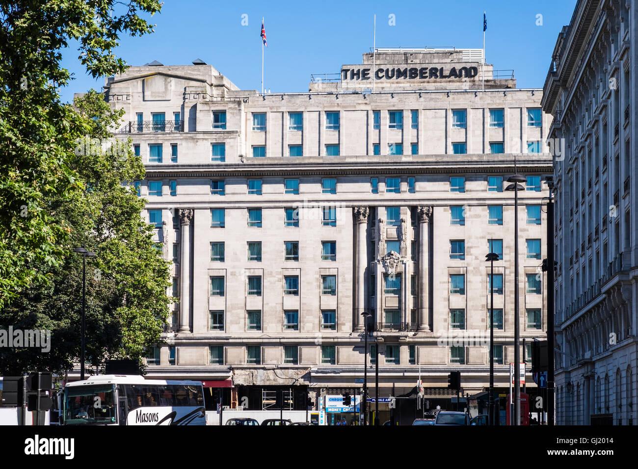 The Cumberland Hotel London Uk