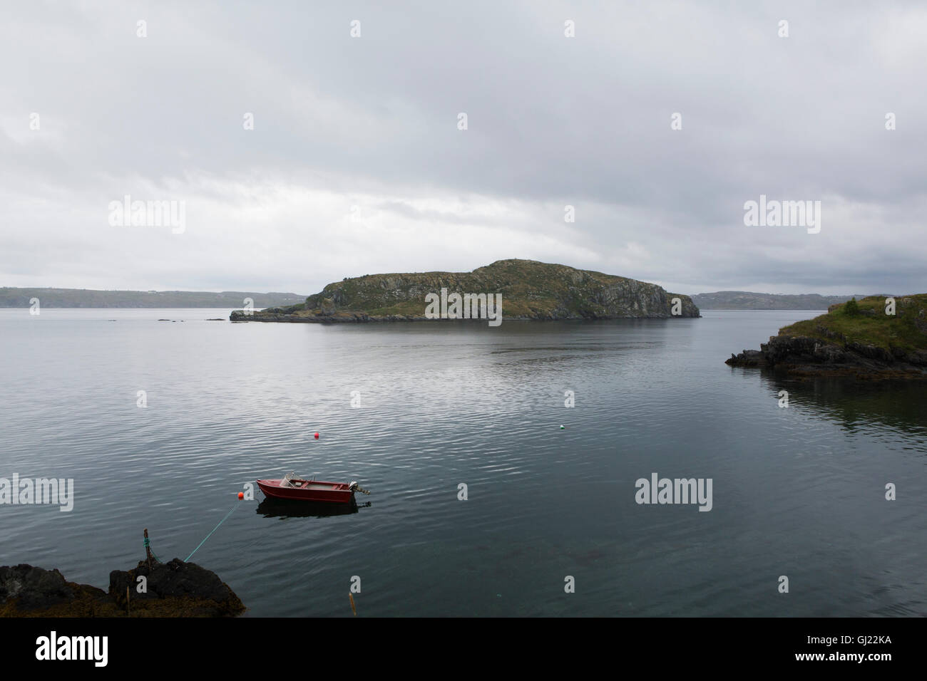Fergus Island Bay Roberts