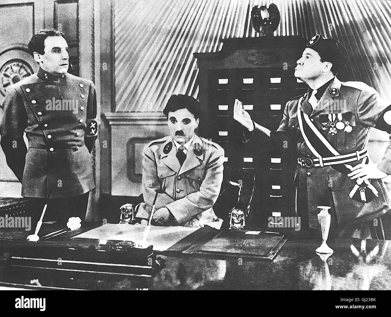 der grosse diktator the great dictator usa 1940 - charles