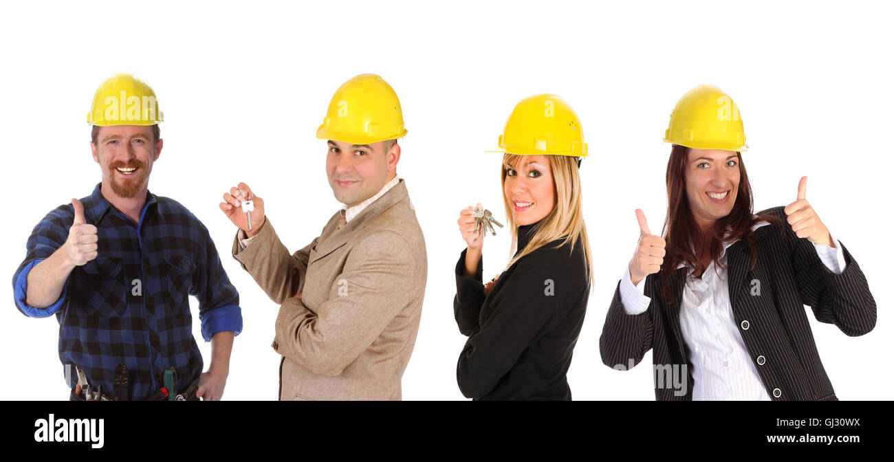 business team - Stock Image
