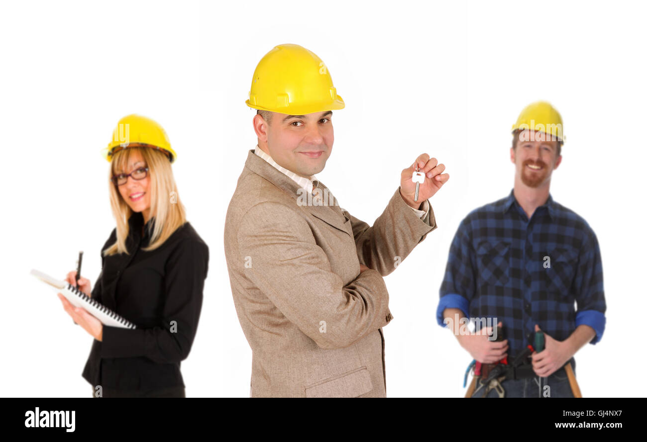business people - Stock Image
