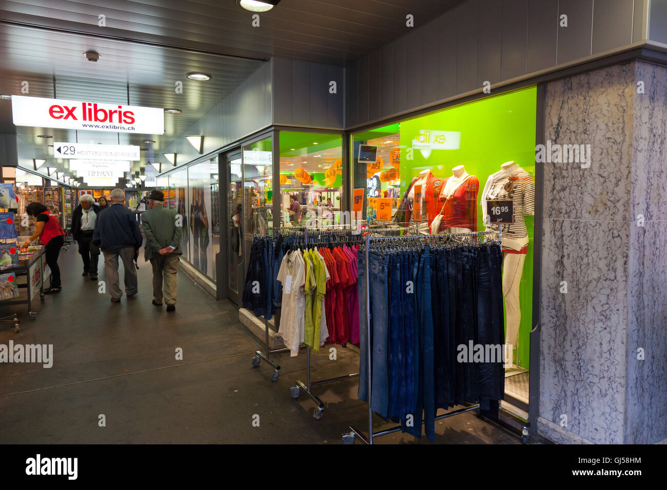Lucerne (Luzern) - Stock Image