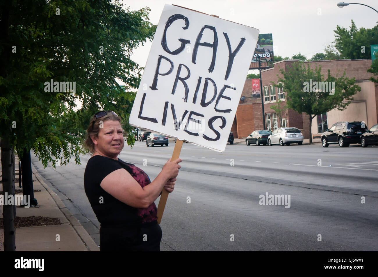 from Maison gay vigil honor