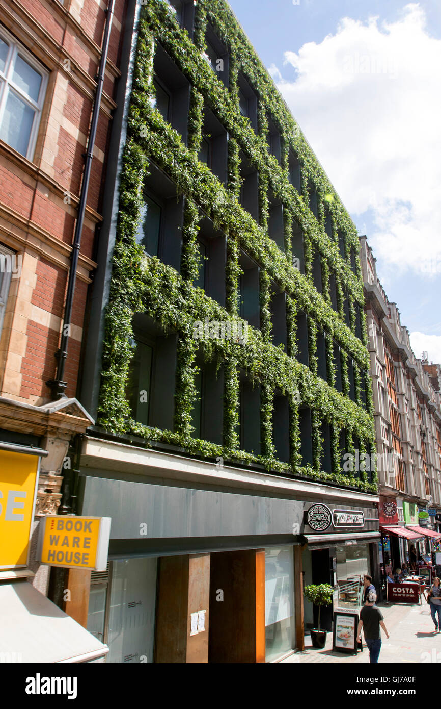 Pizza Express On Southampton Row Central London England