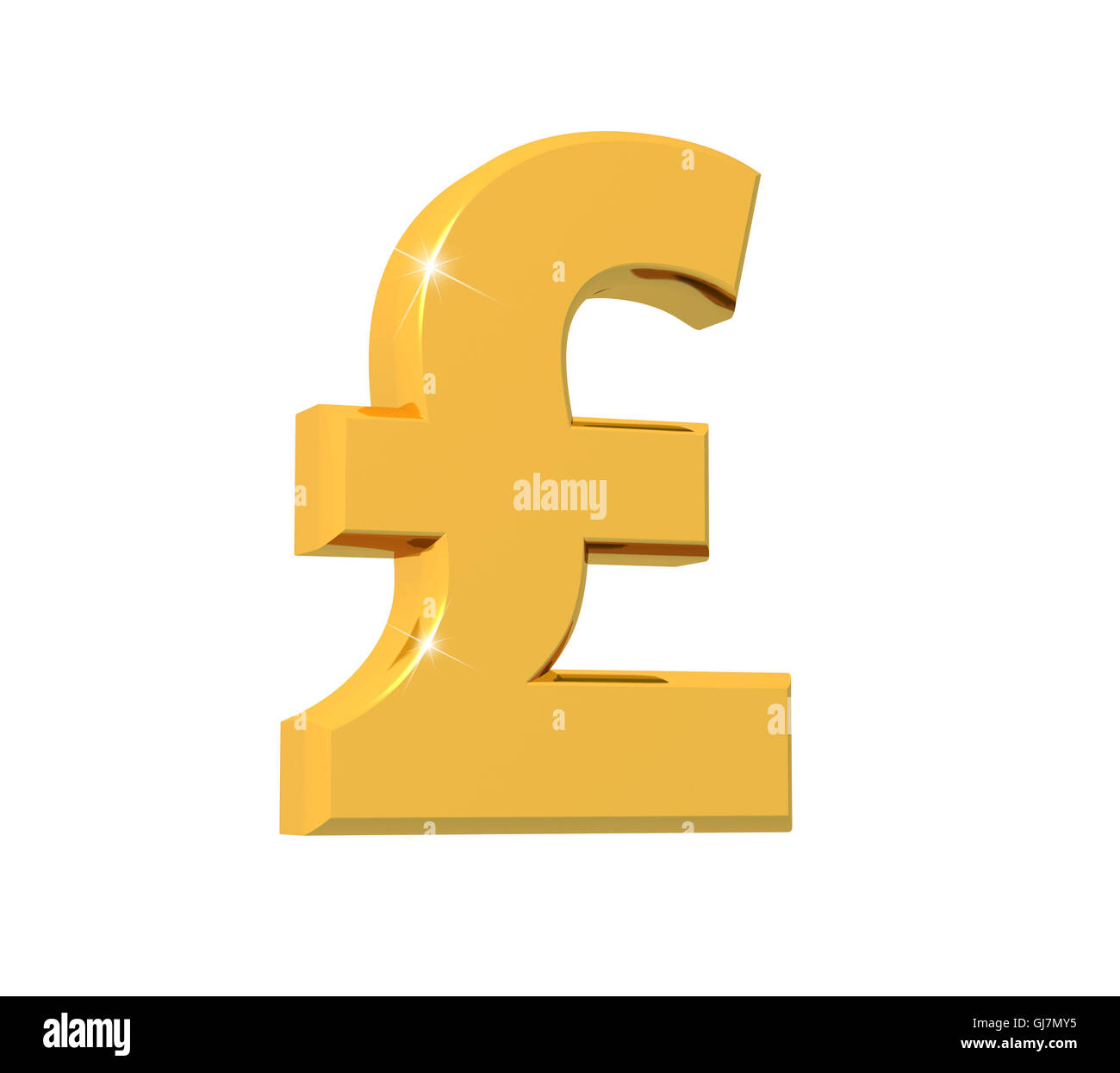 3d Pound Sterling Currency Symbol Stock Photos 3d Pound Sterling