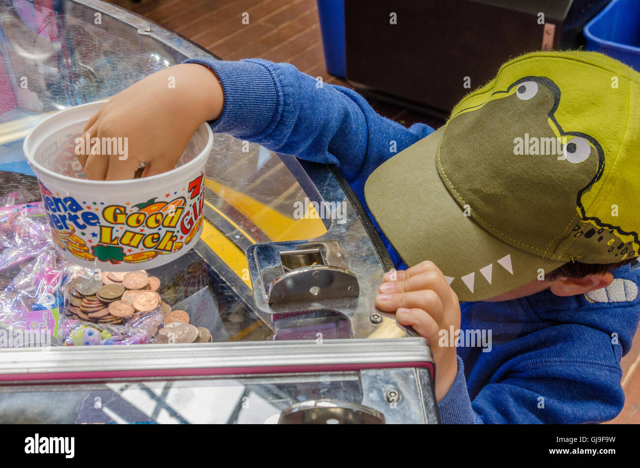 Coin Slot Game Stock Photos Amp Coin Slot Game Stock Images