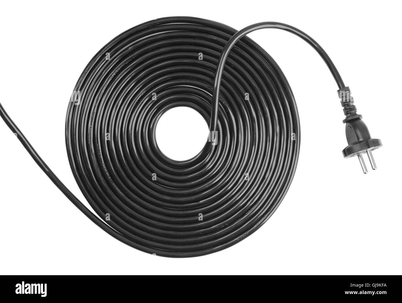Electric Wire Black and White Stock Photos & Images - Alamy