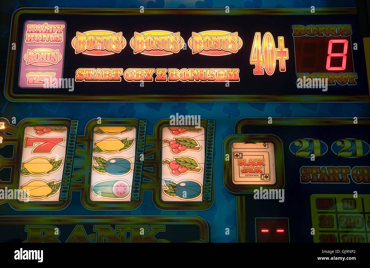 let's gamble - Stock Image