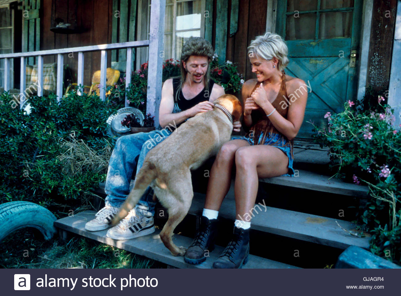 Joe dirt stock photos joe dirt stock images page 2 alamy kinostart am 24 mai joe dirt joe dirt david spade hat eine vokuhila ccuart Choice Image