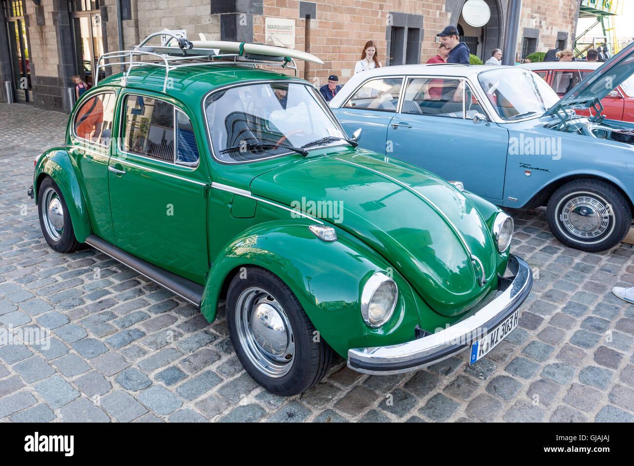 Volkswagen Beetle - Stock Image